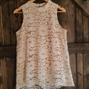Lacy Summer Tank Top